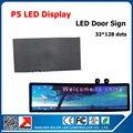 Высокое качество 320 * 160 мм 64 * 32 пикселей 1/16 сканирования в помещении SMD3528 3in1 RGB P5 из светодиодов модуль крытый из светодиодов дисплей 32 * 128 см