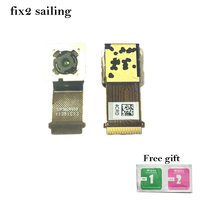 100 Guarantee Quality For HTC One Max Replacement Big Back Rear Camera Module Flex Cable Tracking
