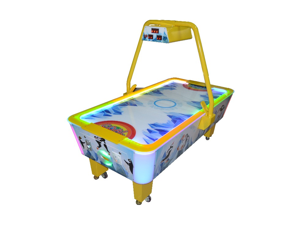 Ice Air Hockey coin operated redemption games for play