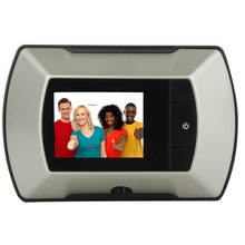 UPDATE 2.4″ LCD HD Digital Peephole Viewer Door Eye Doorbell Video Color Camera Monitor