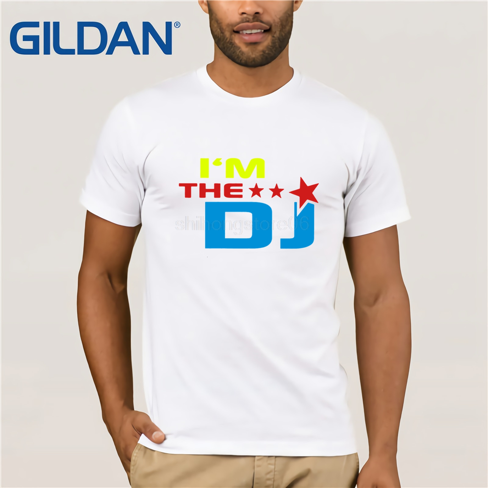 Tops & Tees Factory Sale Sound Activated Led T Shirt Light Up And Down Flashing Equalizer El T-shirt Men For Rock Disco Party Im Dj T Shirt T-shirts