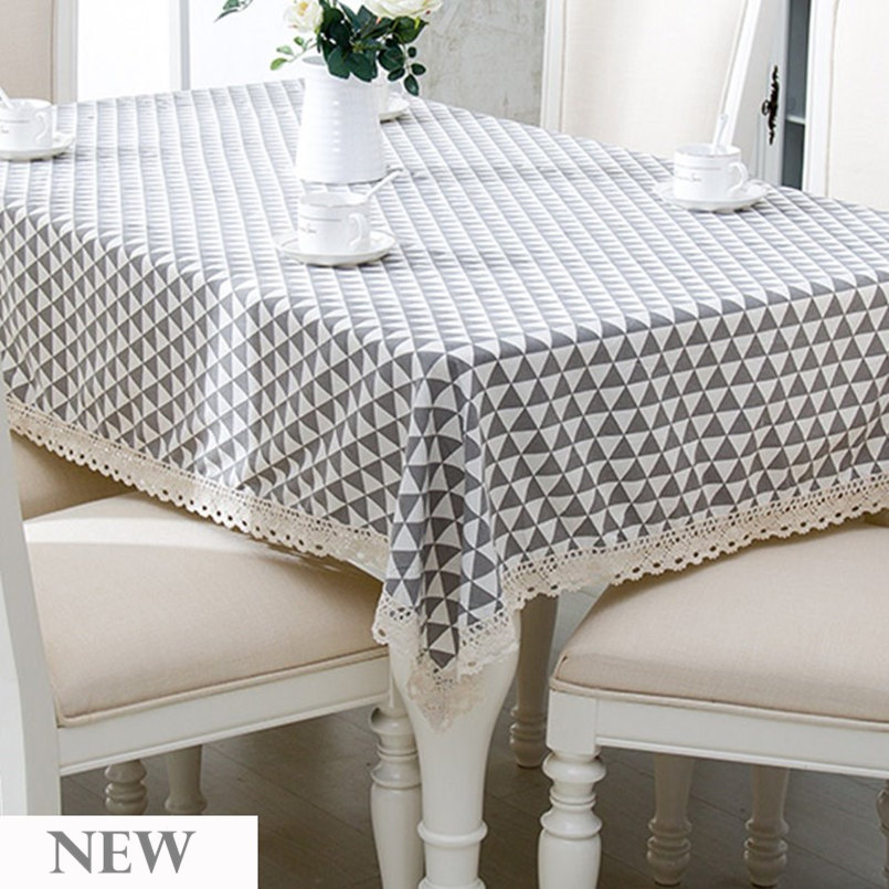simple lace table cloth wedding decoration table cloth coffee tablecloth vintage floral tablecloths furniture covers cloth