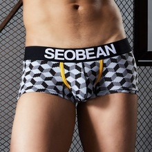 SERBEWAY 2019 Exofficio Loose 2-Pack Pull In Underwear Cueca Boxer Men Homme