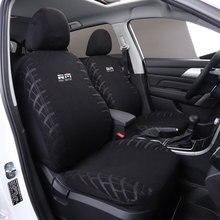 Cubierta de asiento de coche cubre asientos para la brillantez h530 v5 H230 FRV, dacia duster logan sandero de 2010 2009 2008 2007
