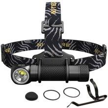NITECORE linterna frontal HC33 de 1800 lúmenes, Luz LED HD CREE XHP35, resistente al agua, para Camping y viajes, color blanco frío, Envío Gratis