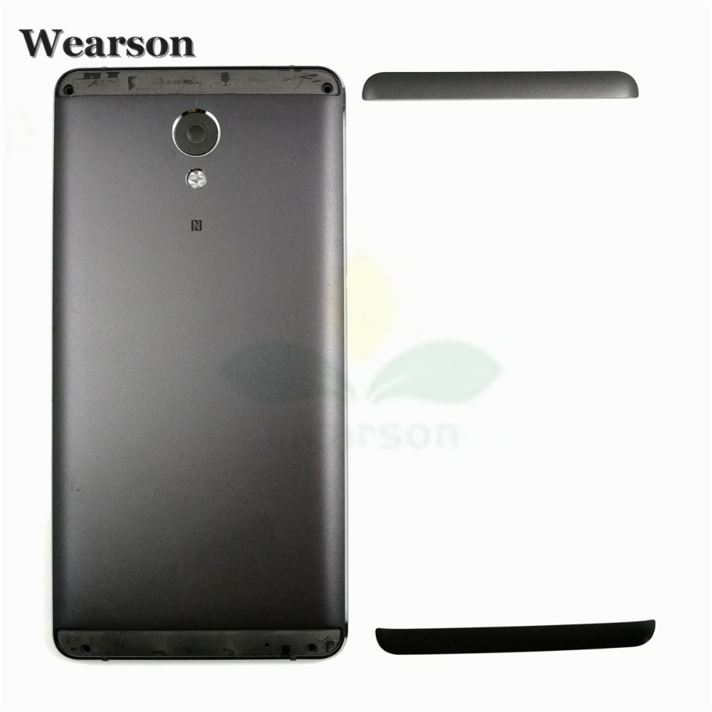 For Lenovo P2 P2C72 P2A42 Back Cover+Camera Glass+Top Bottom Cover Quality P2 Battery Cover Up&Down Covers Including