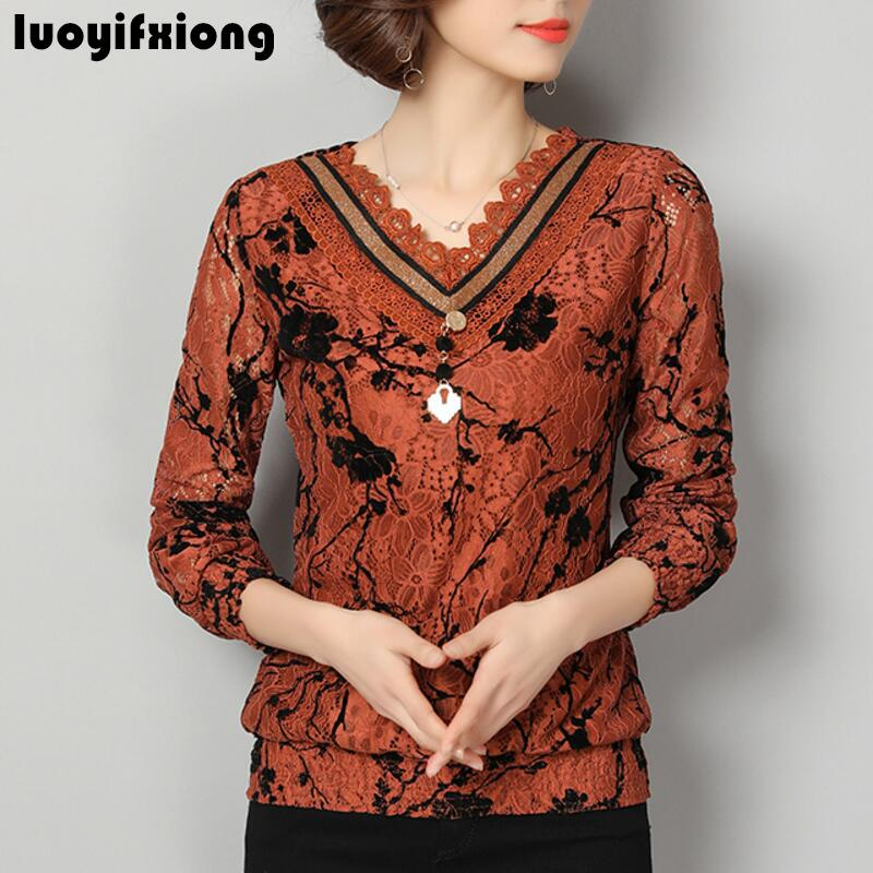 3d8f28869638b4 웃 유 Online Wholesale 5xl lace crochet blouse and get free shipping ...