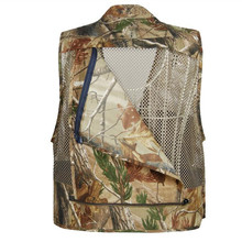 b8f9a6e8f35f9 Reed Camouflage Hunting Vest Duck Camo Hunter Waistcoat as Gear. US $24.61  / piece Free Shipping