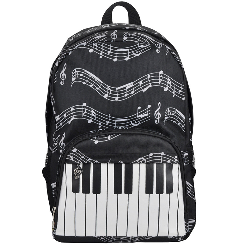 20 35l Music Bag Oxford Cloth Music Symbol Music Score Piano