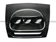 Для Mazda RX8 Углеродного Волокна Тире Горе Трехместный Gauge Pod RHD 60 мм