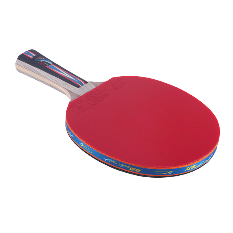 Double Fish 6D-C 6D-E Table Tennis 5layers Pure Wood Rackets Racquet Bat Fast Attack Loop For Amateur Entertain Players