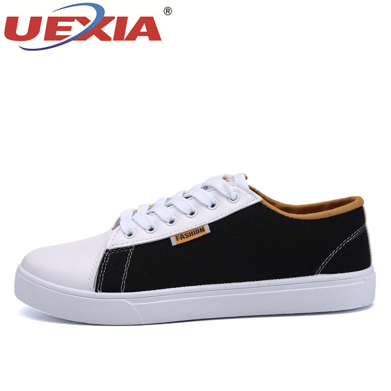 UEXIA 2018 Brand Fashion Casual Shoes Men Loafers Adult Footwear Quality Breathable Microfiber Soft Driving Flats Shoes Moccasin