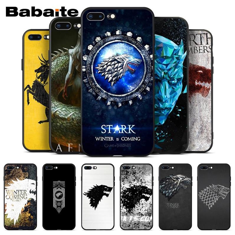custodia iphone 7 game of thrones