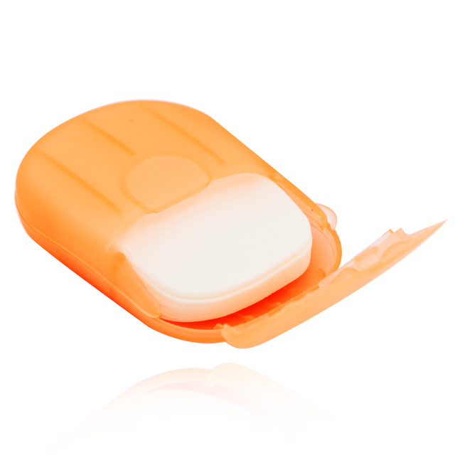 Hand & Bath Soap Sheets