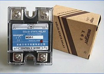 Lot of 5 X Solid State Relay SSR 3-32VDC/24-220VDC 40A
