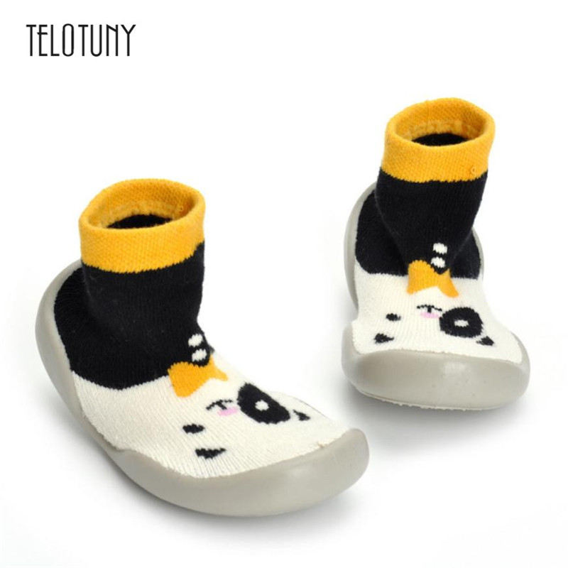 TELOTUNY Toddler Girl Boy Soft Socks Shoes Floor Shoes Indoor School Shoes Sneakers soft charming comfortable S3FEB11