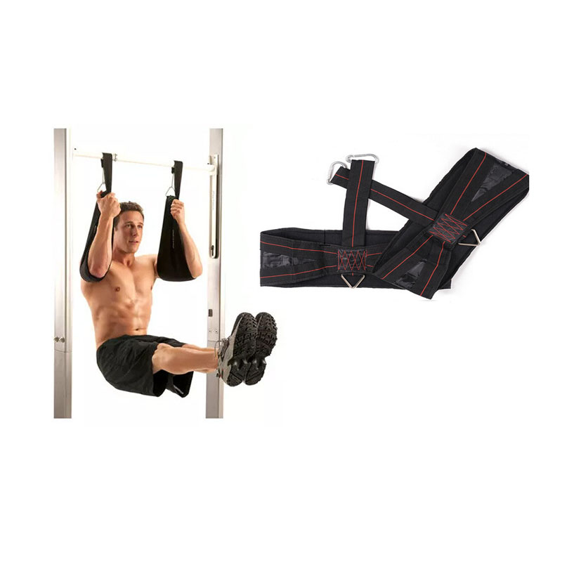 Arm strength pull up Resistance bands abdomen chin up elbow suspend hang training strap assistance band in Resistance Bands from Sports Entertainment