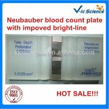 Medical Slides Line Blood
