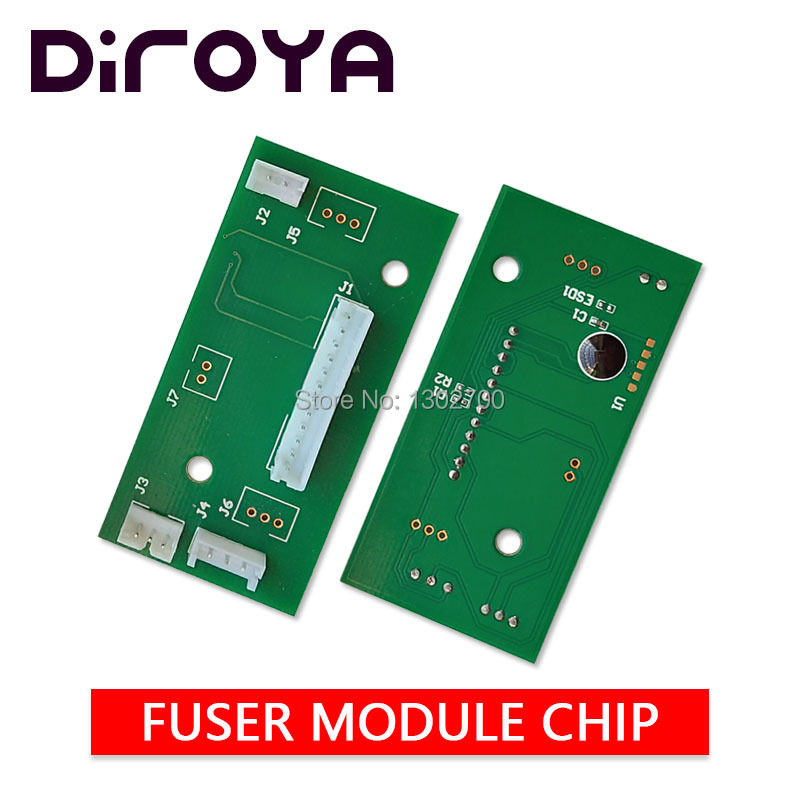 40X7743 40G4135 fuser assembly chip For lexmark ms710 ms711 ms810de ms811dn ms812 mx710 mx711dn mx811 mx812de Developer resetter