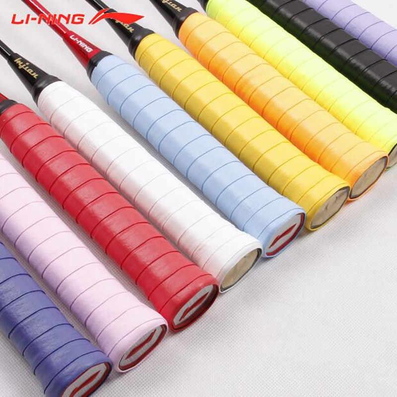 Lining Badminton Overgrip GP1000 Li-ning Thin Type Tennis Grips Rackets Li ning Grips/Hand Glue Top Quality 10 Colors L225OLF