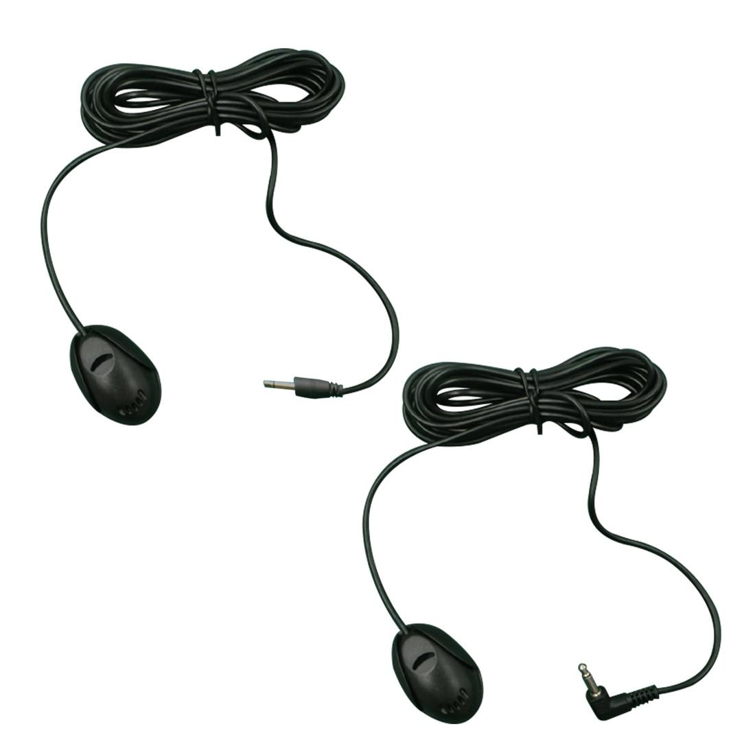 Marsnaska External Car GPS Navigator Microphone Cable Bluetooth Multimedia DVD Audio Player Cables
