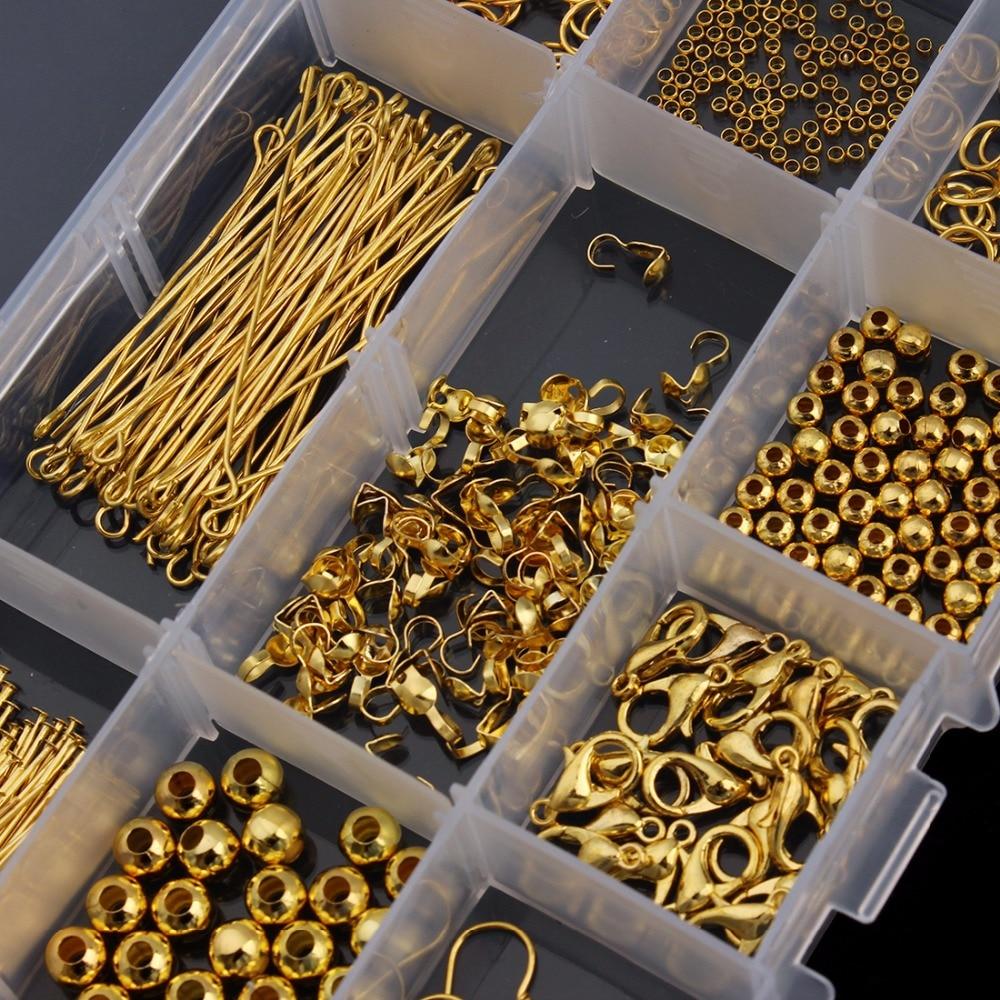 Застежки крючки для сережек и бусин застежки ручной работы фурнитура