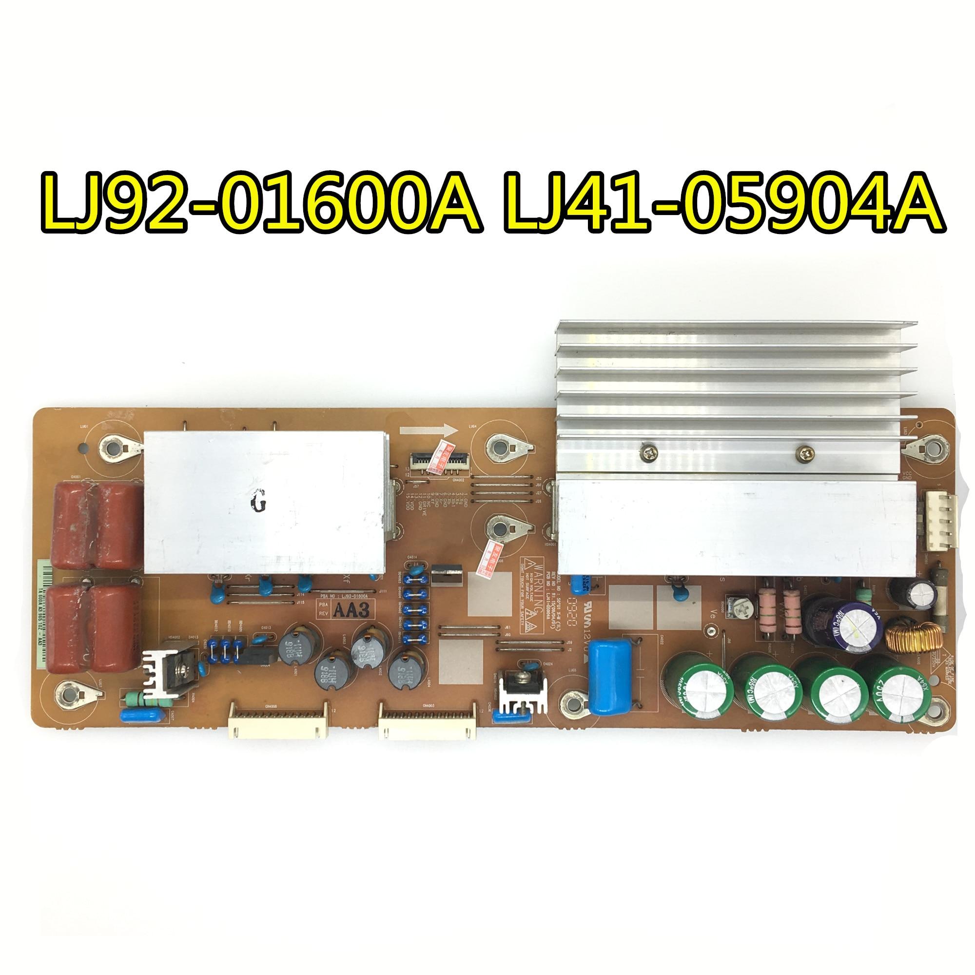 Teste para Samgsung Original Display z Board Lj92-01600a Lj41-05904a 100% S50hw-yd11 – Yb04