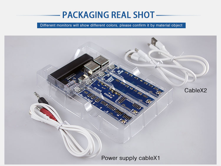 Mobile phone universal battery activation board quick charge PCB tool with USB cable for iPhone for Android phone Send tool battery activation charge pcb board micro usb cable mobile phone repair tool for ipad ipad samsung xiaomi circuit test
