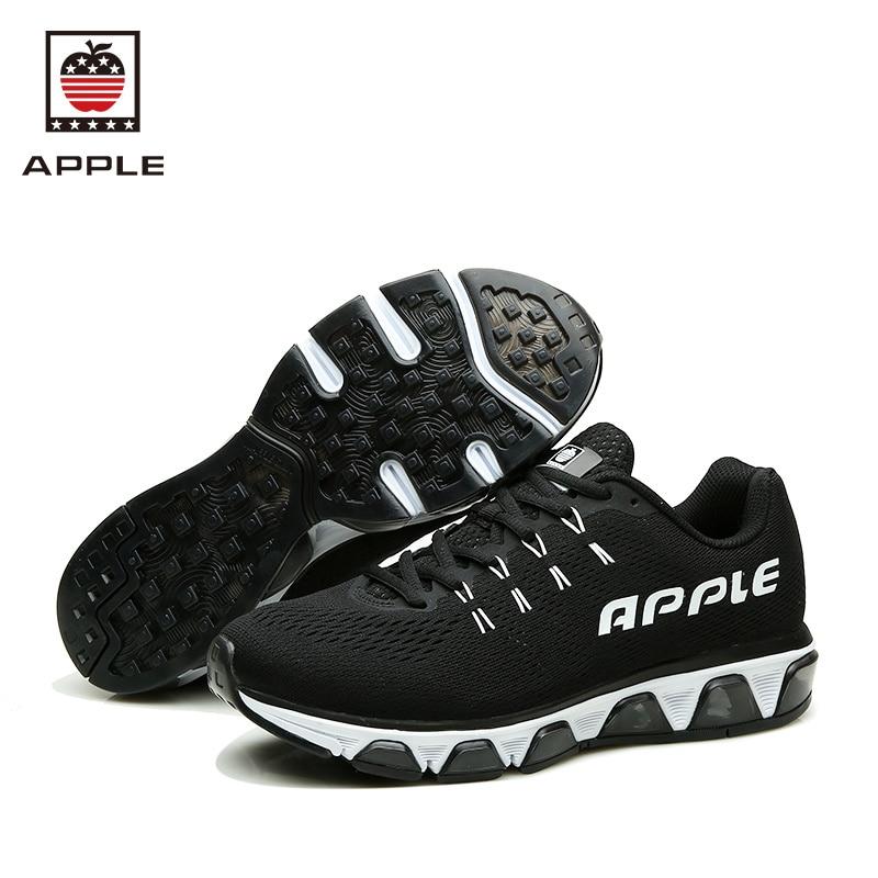 ФОТО Original outdoor cushions shoes black gray men breathable walking shoes
