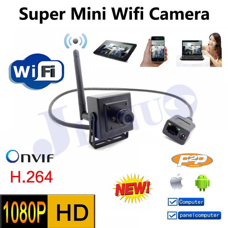 Hot Sales Mini Wifi Surveillance 1080p 2 0mp Hd Network Cctv Security Indoor Network Ip Camera Onvif H 264 Small Home Video Cam