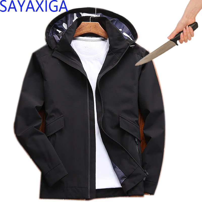Self Defense Tactical Anti Cut Knife Cut Resistant Denim Jacket Anti Stab Proof Cutfree Stabfree Military Security Jeans Coat 2019 Latest Style Online Sale 50% Jackets & Coats