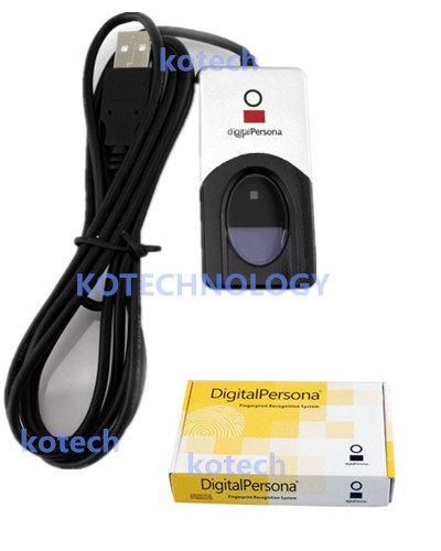 KOTECH Supplier FINGERPRINT READER URU4500 USB Biometric SDK Fingerprint sensor digital persona LINUX все цены