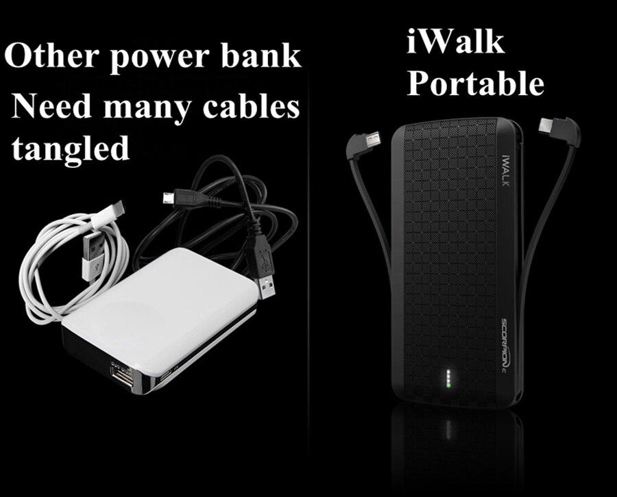 Banco do Poder power bank 5 v 2.4a Interface de Saída : tipo C, único Usb, 3 Usb, outros