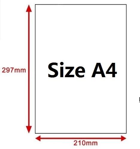 a4 size