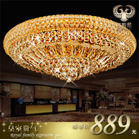 2017 Real Led Ceiling Light Lamparas De Techo Colgante Luxury Quality Led Dining Room Crystal Lamp