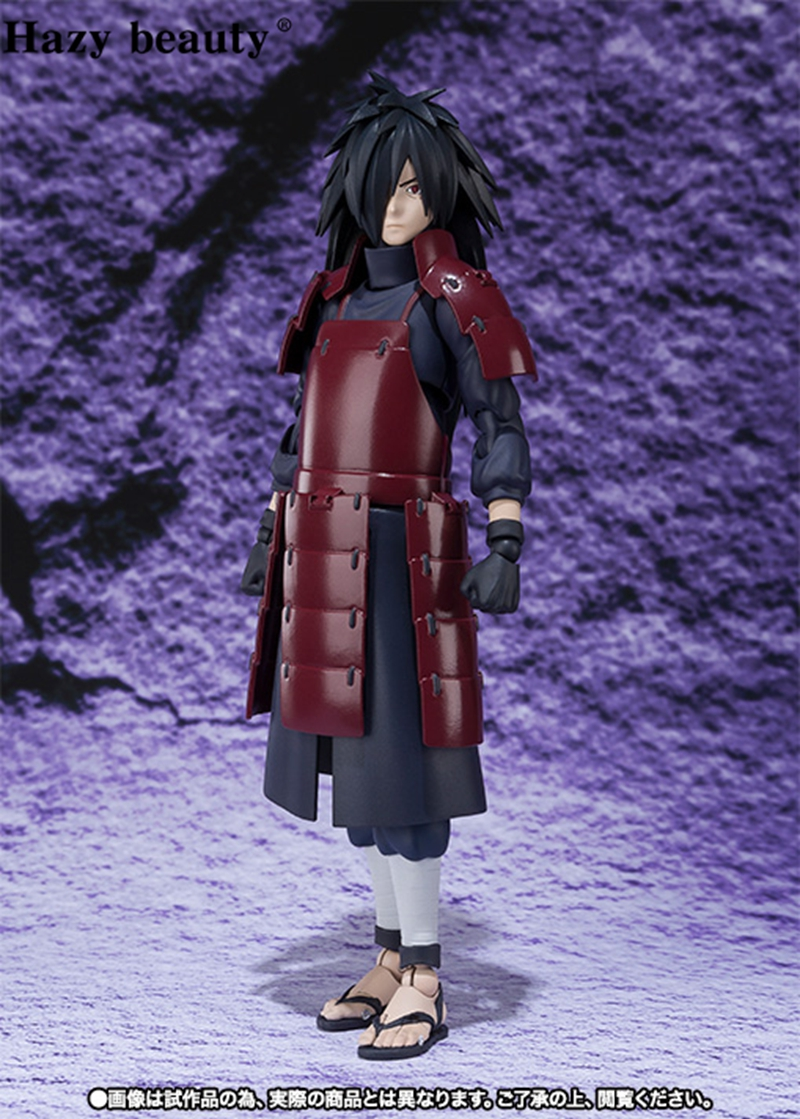 Hazy Beauty Original Shfiguarts Naruto Gem Shf Madara Pvc Figure Neca Alien Queen Deluxe Action With Box 16
