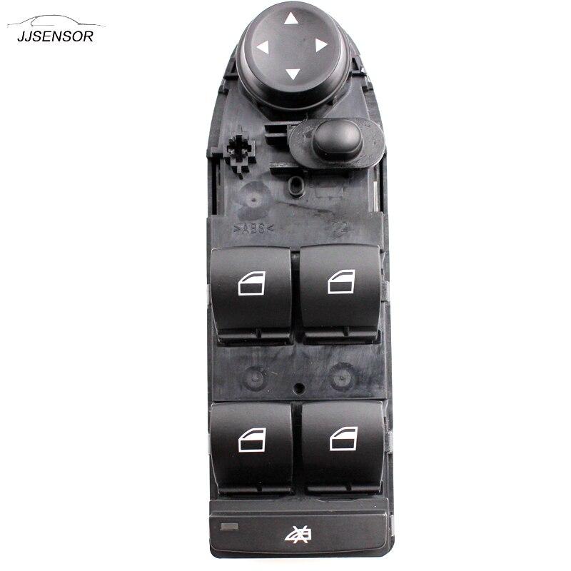 YAOPEI interrupteur de commande principal de fenêtre électrique pour BMW avec un commutateur relativement bas