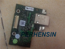 Original for Dell for Poweredge R610 R710 iDRAC Remote Access Board CN-0K869T K869T 0K869T 100% WORK PERFECTLY