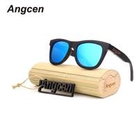 Wood Sun Glasses Men Wood Sunglasses Fashion Gafas Bamboo Wooden Sunglasses Women Brand Designer Sports Oculos