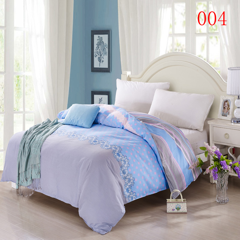 1pcs adults kids bedroom twin full queen king cotton duvet cover quilt cover home bedclothes. Black Bedroom Furniture Sets. Home Design Ideas