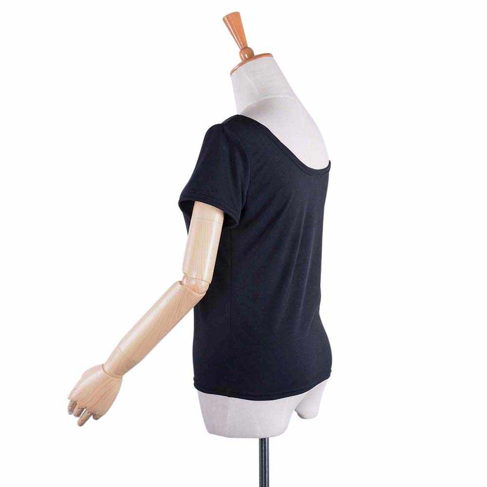 7f7a843f ... Women's 80's T-Shirt Retro Eighties Rock N Roll Disco Costume 1980s  Fashion Ladies T ...