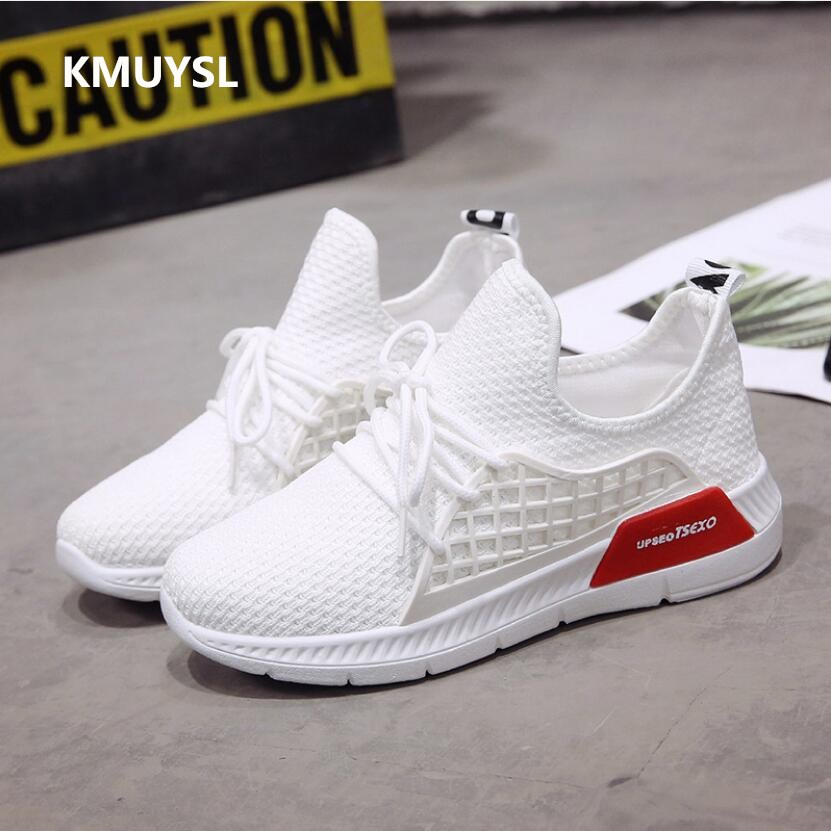 2018 Spring New Woman Shoes Korean Ulzzang Wild Harajuku Students Breathable Casual Shoes Female spring 2017 bullock carved casual shoes men shoes leather shoes all match korean students spiritual breathable sneaker fashion