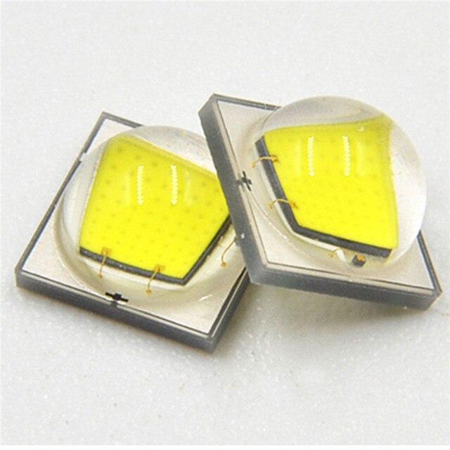 10 W LED נורות קריס xml2 U2 טבעתי בועת כדור הנורה מתח גבוה LED פולט חרוזים עבור מקורה עץ חג המולד קישוטי תאורה