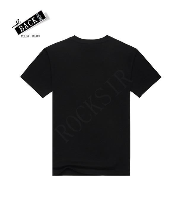 Rocksir T-shirt Män Hip-hop rockband Slipknot För män t-shirt - Herrkläder - Foto 2