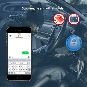 Image 3 - Car Tracker GPS Locator Waterproof Car GPS Tracker Coban TK303G Remote Control Cut Off Oil Fuel Engine Waterproof Free Web APP