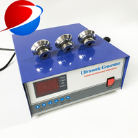 ultrasonic oscillator generator 3000W for car parts washing ultrasonic dental material cleaning machine with generator