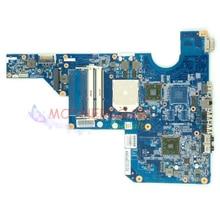 Vieruodis для hp G62 G42 CQ62 CQ42 Материнская плата ноутбука 597674-001 аккумулятор большой емкости DDR3 проверка прошла успешно