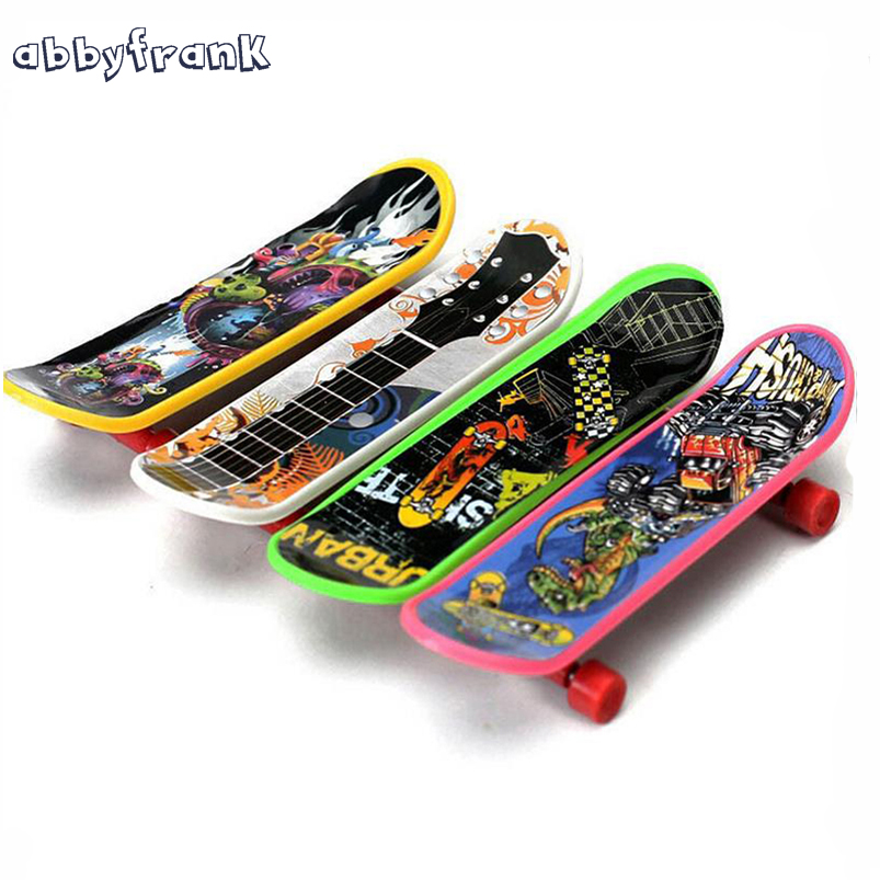 Pcs mini finger skateboard fingerboard for tech deck
