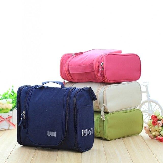 e934c3dd1d 2017 Multi-Function Women Cosmetic bag Travel Men Makeup Bag Cosmetic Wash  Bag Waterproof Large