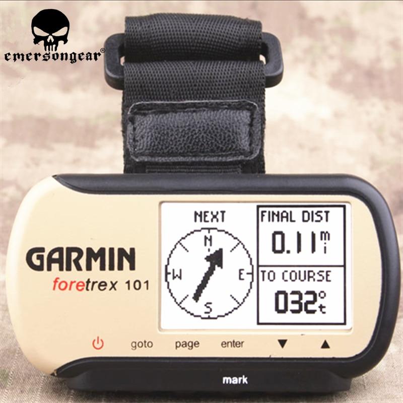Tactical Dummy Garmin Foretrex 101 Wrist Handheld GPS Navy Seal DEVGRU Wrist-mounted 1:1 Replica Hobby Display Model Kit Accesso